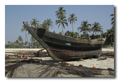 Goa Fishing Boat
